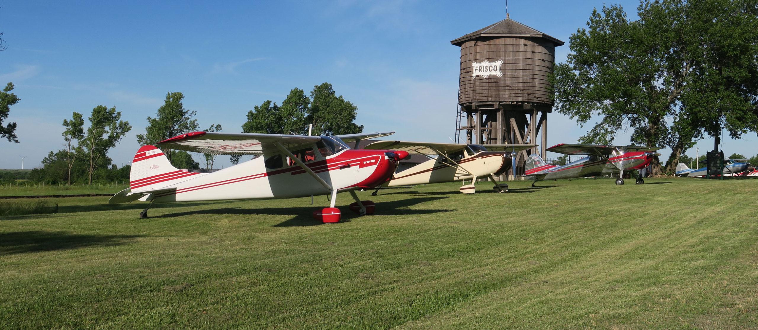 Cessna 170 Models