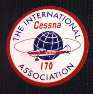 Cessna 170 Decal